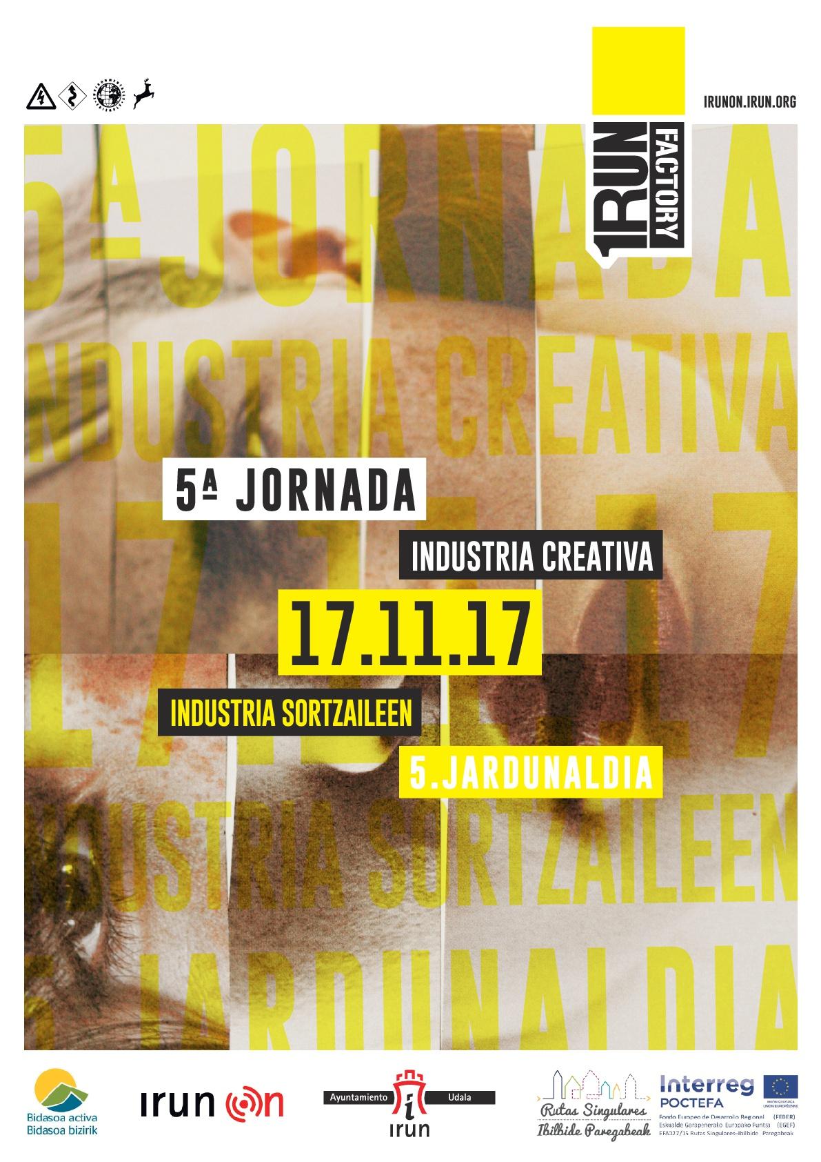 5ª JORNADA DE INDUSTRIAS CREATIVAS